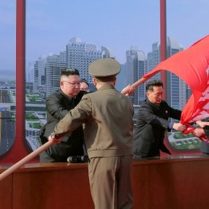 """102904089 512f3f62 e886 46f6 b0ab 6b3dc84c58ee - Corea del Nord, dopo i missili braccio di ferro con gli Usa. Pyongyang: """"Radicata ostilità"""". Onu valuta riunione consiglio di sicurezza"""