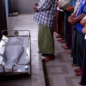 113818802 52ac5d67 a7f6 42b1 973d 0f1c4f369c04 - Giornata delle Forze armate in Myanmar, è strage: 91 uccisi, c'è anche un bimbo di 5 anni