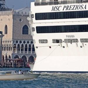 180558574 5cf6bb87 f925 4956 bd36 e66a2957296f - Venezia, le grandi navi via da piazza San Marco. Il decreto c'è ma ci vorrà tempo