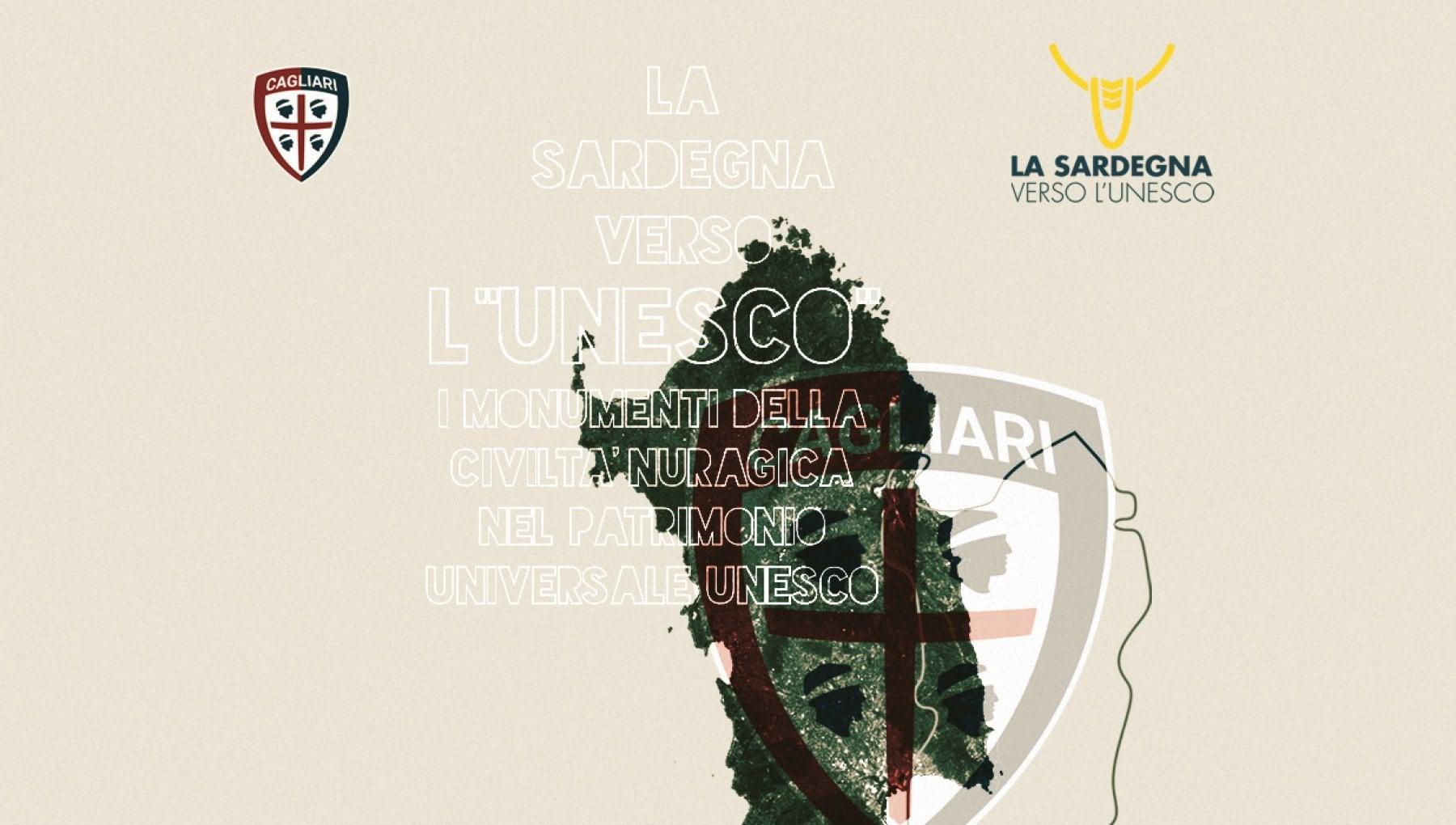 'La Sardegna verso l'Unesco', scende in campo il Cagliari: ''Valorizziamo la nostra isola''