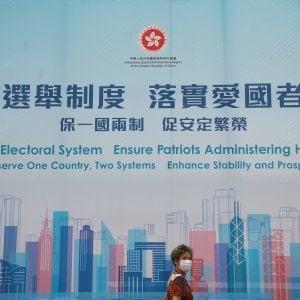 """081007454 fc9cc302 cd0f 47d7 b528 7d7e86159be7 - Honk Kong, approvata la riforma elettorale voluta da Pechino. Il governo solo """"ai patrioti"""""""