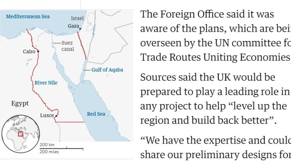"124012271 9f6cf217 bc16 4e29 a5ec ab5117a85a20 - ""Suez 2"", il progetto di Mr. Pala: il pesce d'aprile del ""Guardian"""