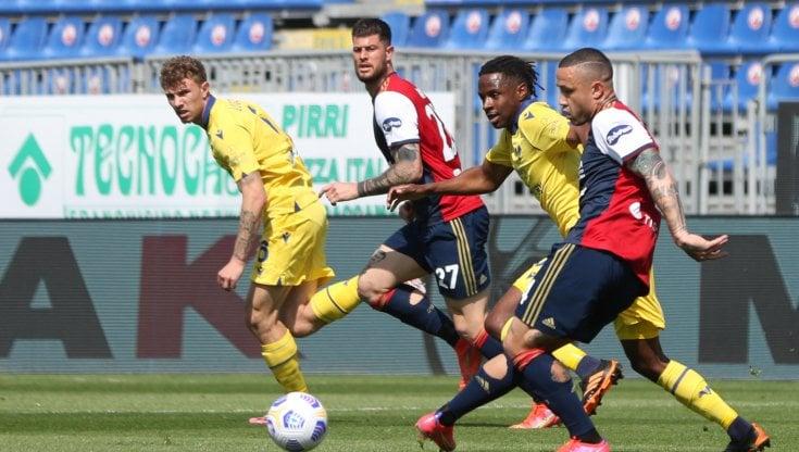Diretta Cagliari-Verona 0-1: Barak segna con un sinistro dalla distanza -  la Repubblica