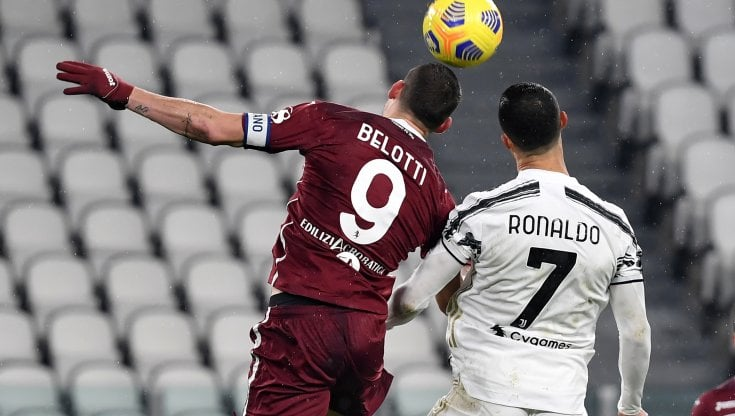 Diretta Torino-Juventus 2-2: i bianconeri stentano ancora, li salva Ronaldo  - la Repubblica
