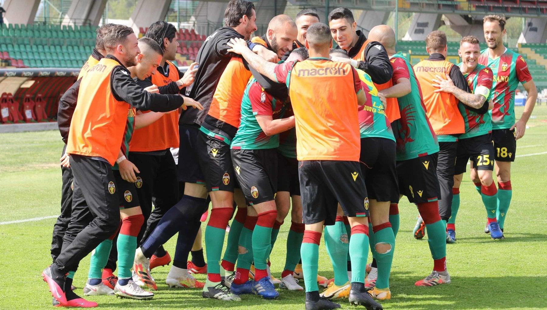 Serie C, una Ternana da record torna in B dopo tre anni