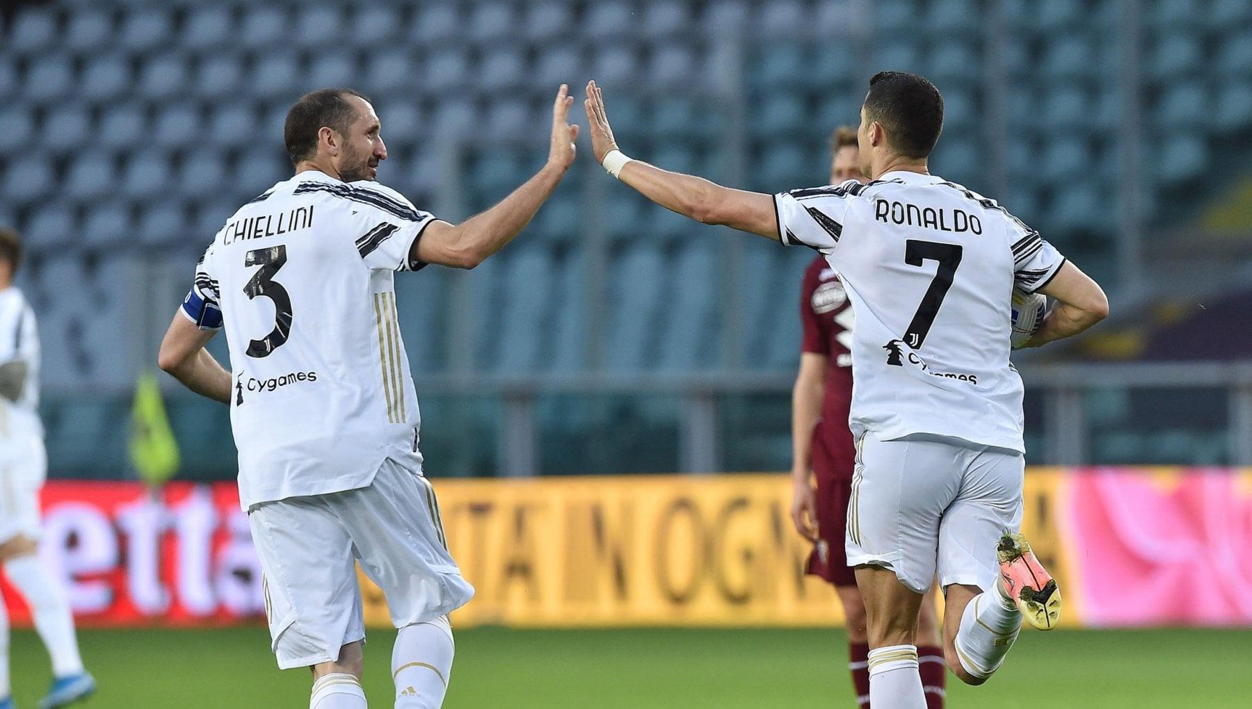 Torino-Juventus 2-2: Sanabria illude i granata, Ronaldo salva i bianconeri