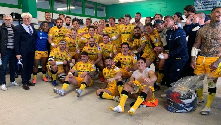 Rugby, storica Benetton Treviso: è ai quarti di Challenge Cup