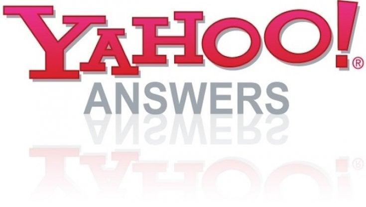 """Yahoo answers chiude i battenti: """"Gli utenti cercano altrove le risposte ai loro dubbi"""""""