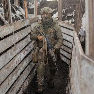 232127705 b6f6fb26 b0a4 411d 8983 fd8b7b3f35c8 - Lo show muscolare di Putin al confine con l'Ucraina: tank, blindati e lanciarazzi per testare le intenzioni di Biden