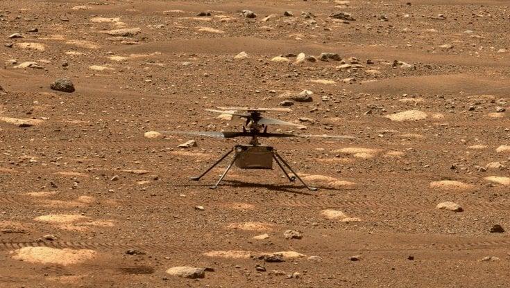 Spazio, Ingenuity non decolla a Marte. La Nasa rimanda lo storico volo