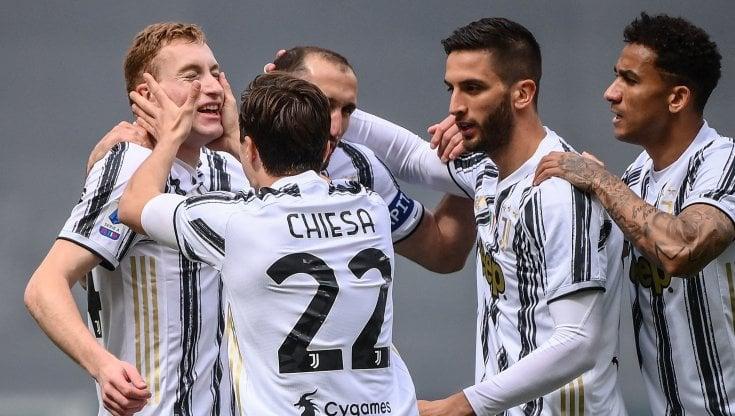 Diretta Juventus-Genoa 3-1: i bianconeri proseguono nel rilancio - la  Repubblica