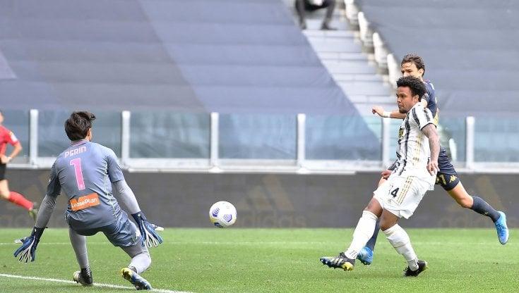 Juventus-Genoa 3-1: Kulusevski, Morata e McKennie consolidano il terzo  posto bianconero - la Repubblica