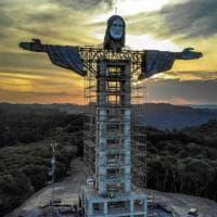 Brasile, la nuova statua di Cristo che batterà in altezza il Redentore di Rio