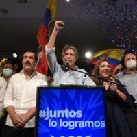 Elezioni in Ecuador, un banchiere come presidente. Lasso rallenta l'onda di sinistra in...