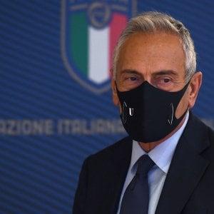 Europei, appello di Gravina a Draghi: