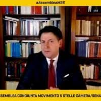 """Conte si sfila dalla lite tra i 5S e Casaleggio: """"Sono arrivato dopo"""""""