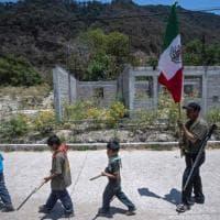 I bambini soldati del Messico, in armi contro i Narcos