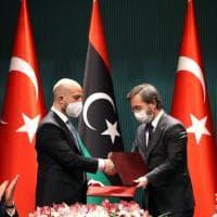 Libia, accordi di cooperazione e militari: Erdogan si prende la ricostruzione