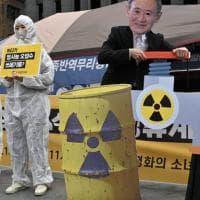 Il Giappone rilascerà in mare l'acqua contaminata dalle radiazioni nucleari di Fukushima....