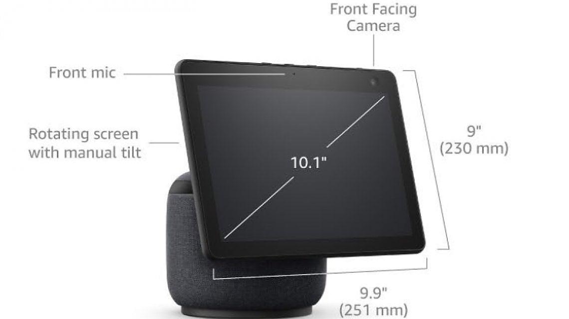 Echo Show 10, gli schermi smart di Amazon si trasformano in robot - la Repubblica