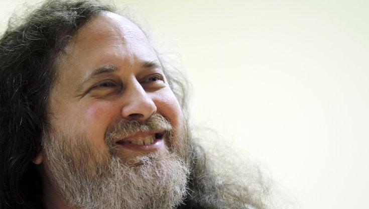 Richard Stallman chiede scusa e la comunità del software libero lo riabbraccia