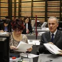 Copasir, nuova riunione del Comitato. Elio Vito (Fi) e Andrea Urso (Fdi) si dimettono:...