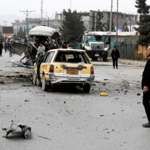 183627123 6664b009 be02 4663 932b 8e8fd417424e - Afghanistan, i Talebani sono arrivati a 30 chilometri da Kabul
