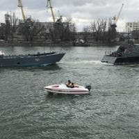 Crisi Russia-Ucraina, prove di forza nel mar Nero