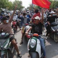 Myanmar, ora i militari fanno fuoco sui medici