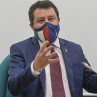 """Migranti, Letta incontra il fondatore di Open Arms. Salvini lo attacca: """"Io a processo e..."""
