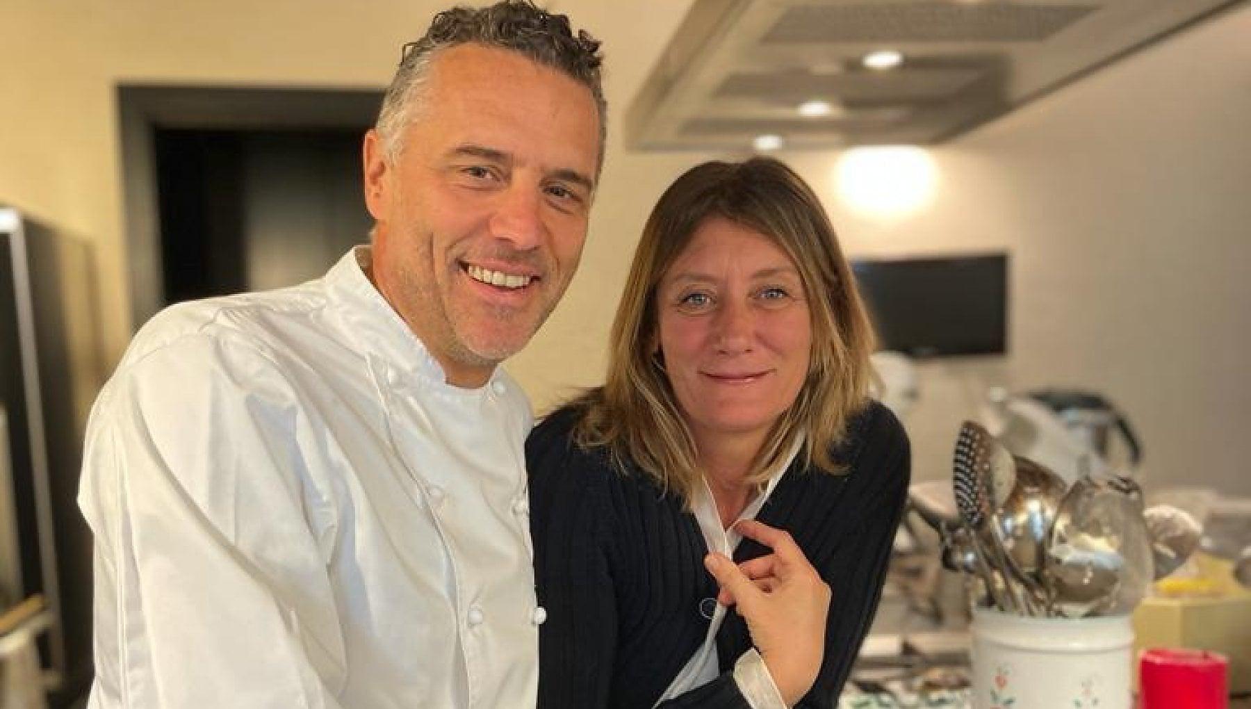 Image Lo chef Perbellini sfida la crisi e apre un ristorante sul lago di Garda