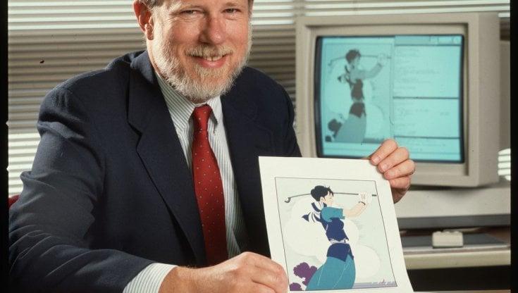 Morto Charles 'Chuck' Geschke, il co-fondatore di Adobe: aveva contribuito a creare il Pdf