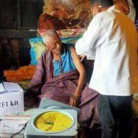 """""""Raggiungere l'irraggiungibile"""": il regno """"felice"""" del Bhutan ha vaccinato più di metà..."""