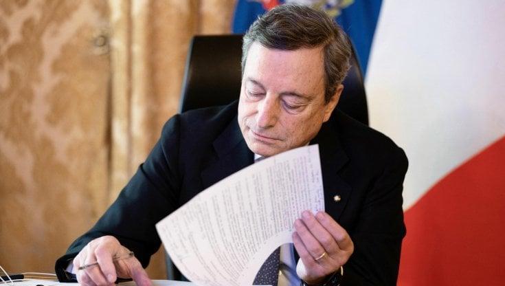 Riaperture, in settimana il nuovo decreto. Draghi domani incontrerà la  Regioni sulla scuola - la Repubblica