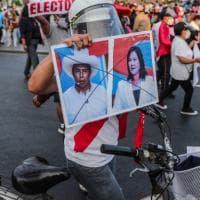 L'uomo che spaventa le élite del Perù