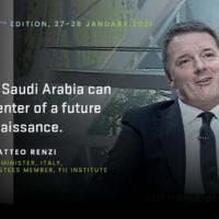 Caso Renzi-Arabia, no a soldi da fondi sovrani ai partiti politici. Alla Camera la...