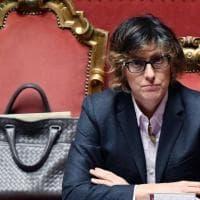 """Caso Grillo, Bongiorno contro Macina: """"Finirà in tribunale per le sue accuse deliranti e..."""