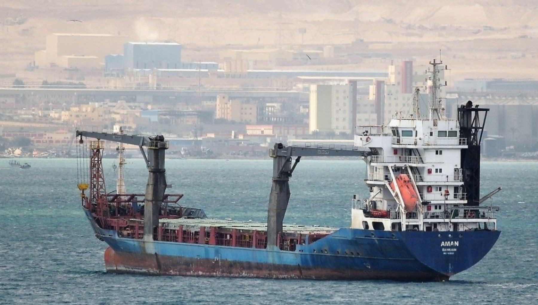 """181047614 71040428 5f7d 4445 9c9b 2b6cdb9aadef - Egitto, liberato marinaio siriano """"prigioniero"""" per 4 anni a bordo di una nave"""