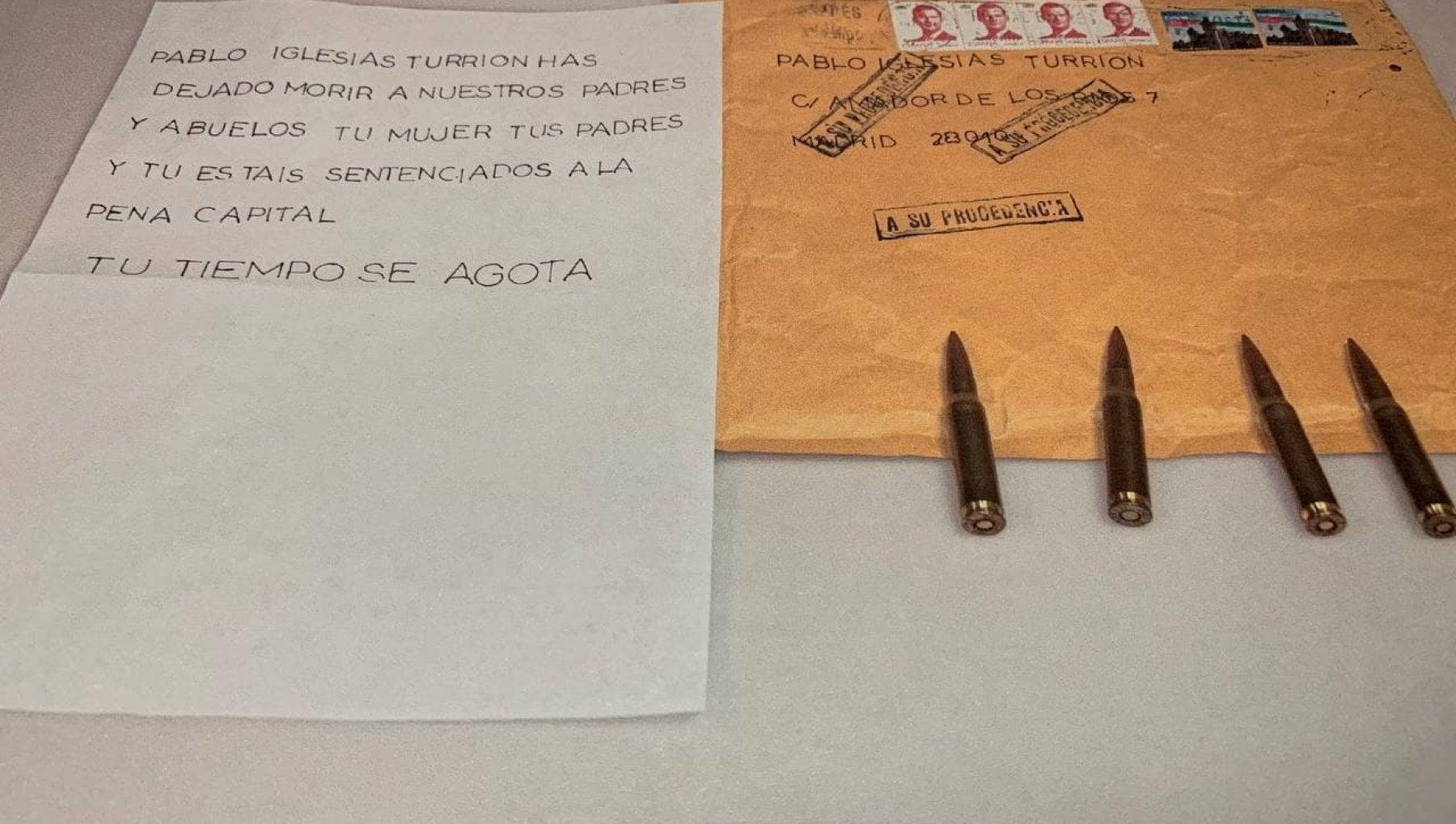 213155212 c2c57ff4 e2d5 43fb b226 35f16d52e0c9 - Minacce di morte a Pablo Iglesias. Vox non condanna, la sinistra in blocco abbandona i dibattiti elettorali a Madrid
