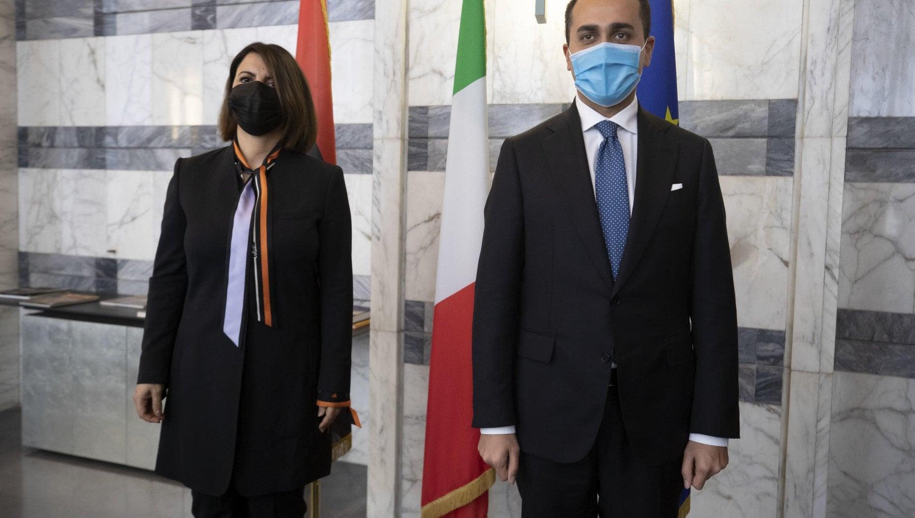 """203030559 40b8b571 927f 415e ad43 bb045f00c2fb - Libia, Di Maio spera in Dbeibah: """"Lo abbiamo invitato a Roma"""""""