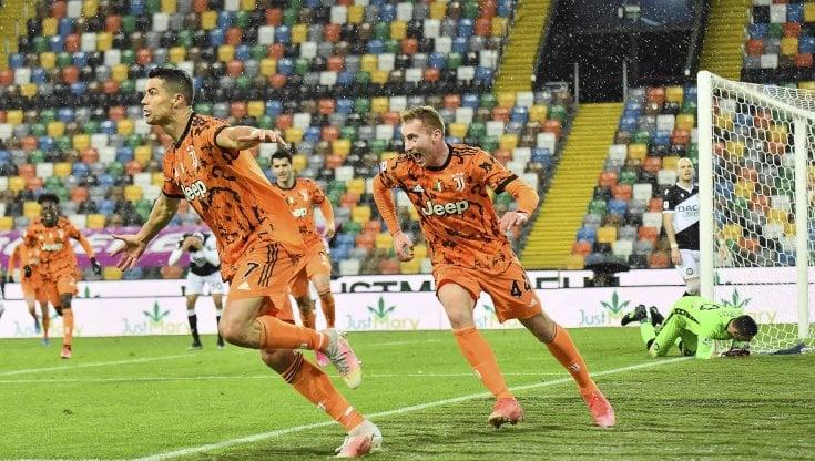 Udinese-Juventus 1-2: Ronaldo in extremis ribalta tutto, una doppietta per  il secondo posto - la Repubblica