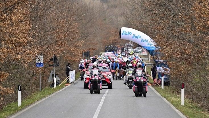 Giro dItalia, la Yamaha in pole con i suoi maxi tre ruote