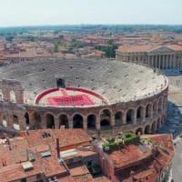 """Arena di Verona, Comune e Fondazione lanciano l'appello: """"Salviamola dal coprifuoco"""""""
