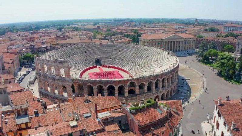 Arena di Verona, Comune e Fondazione lanciano l
