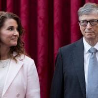 "Divorzio Gates, tabloid Usa a caccia del ""terzo incomodo"""