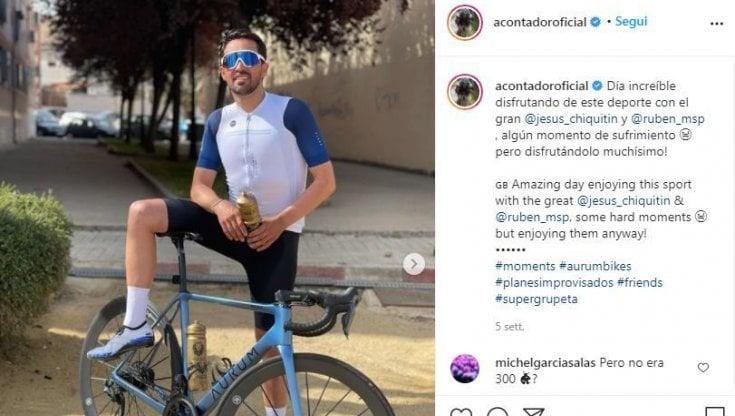 Contador: Il Giro si vince domando lo Zoncolan. Godiamoci le star di oggi, niente paragoni col mio ciclismo