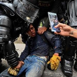 152115273 cc431234 e6ff 442c 8c9e acc61c26495e - Colombia, a Cali il governo schiera l'esercito contro le proteste