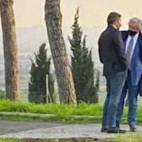 """Caso Renzi-Mancini, Conte: """"Il leader di Iv chiarisca in tutte le sedi"""""""
