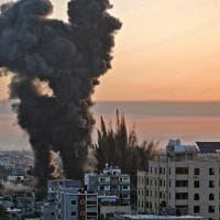 Gaza, uccisi capi militari palestinesi. Tra loro il capo della Brigata di Hamas di Gaza...