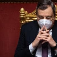 """Camera, Draghi al question time: """"Sui matrimoni serve pazienza. Sulle riaperture..."""